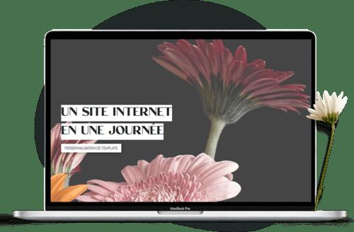 site internet intensif en une journée