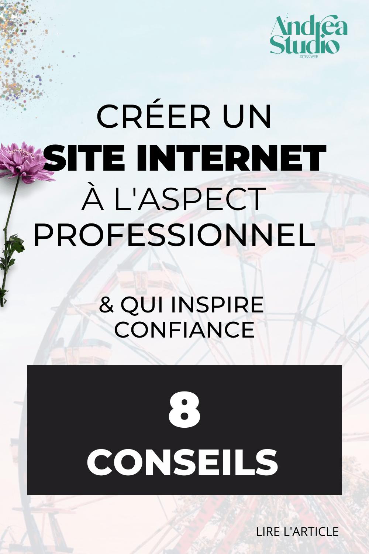 Comment créer un site web qui inspire confiance?