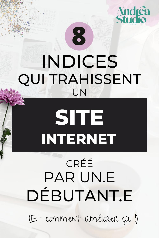 Faire son site internet soi-même : 8 indices qui montrent que votre site web n'a pas été créé par un pro